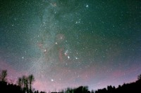 Sternenführung mit Punsch