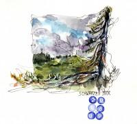 Mal Dich glücklich - mit dem Skizzenbuch die Rhön