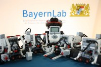 Lehrerfortbildung: Digitalisierung Erleben BayernLab Bad Neustadt