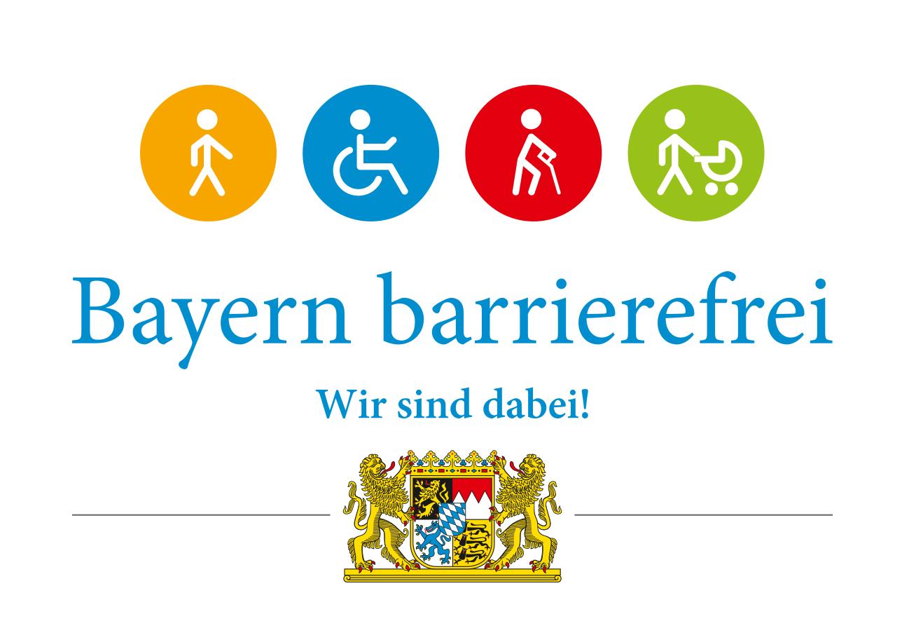 Bayern barrierefrei